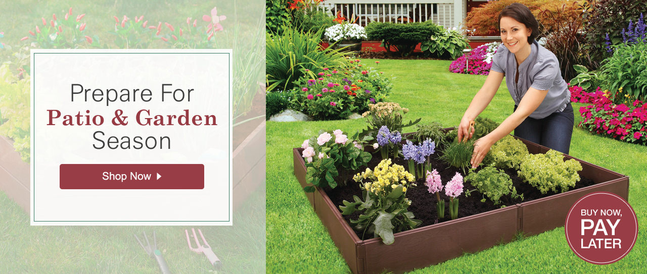 Shop for Patio and Garden