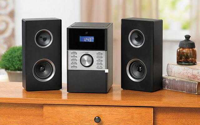 Stereos + Radios