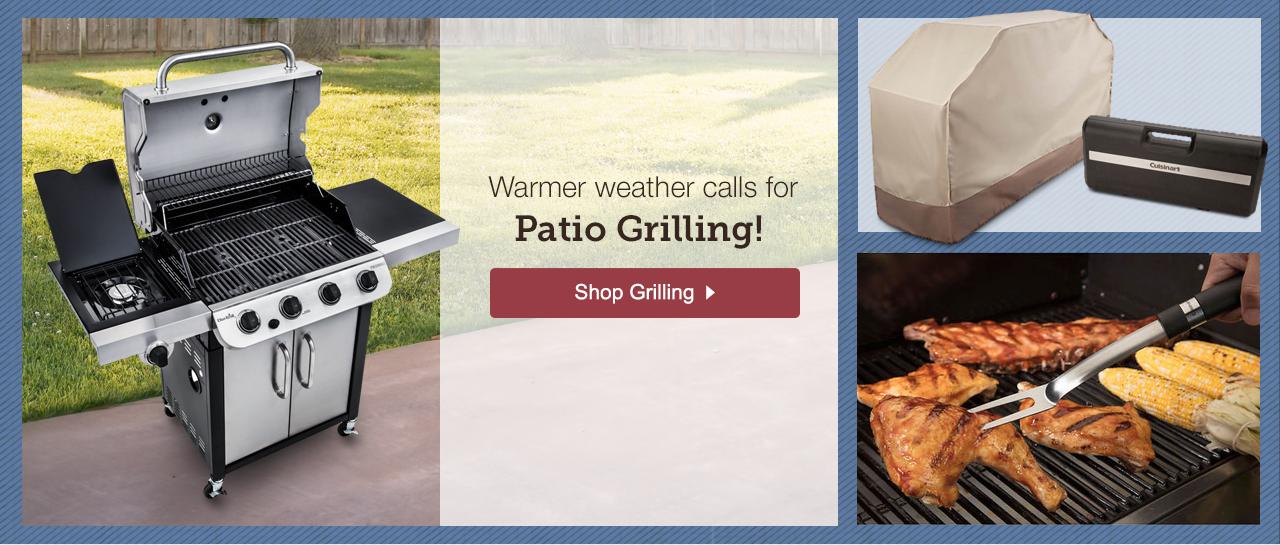 Shop Patio Grilling