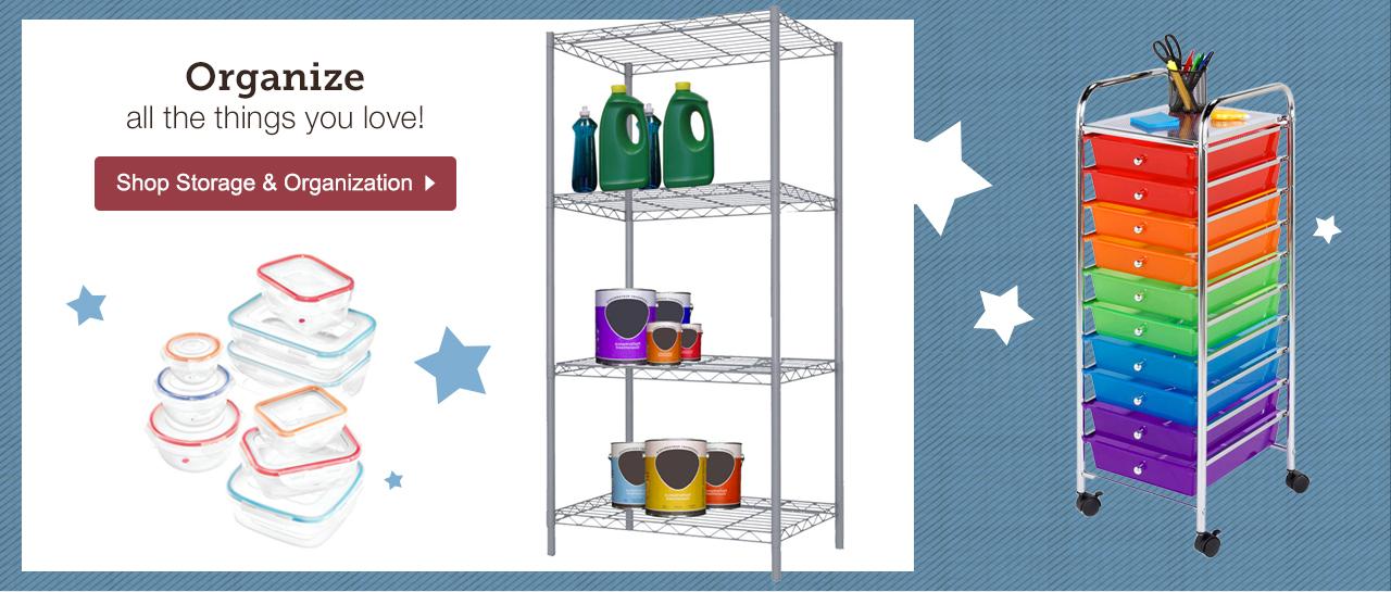 Shop Storage & Organization