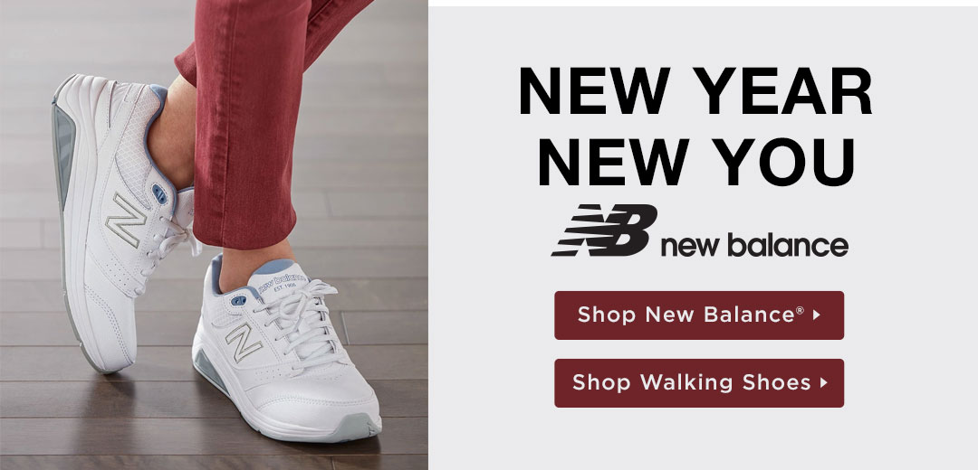 New Year, New You, New Balance