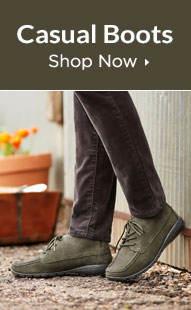 Shop Casual Boots