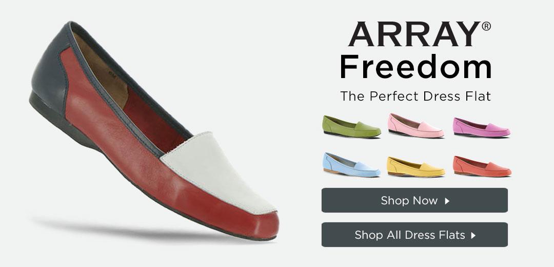 Array Freedom - Shop Now