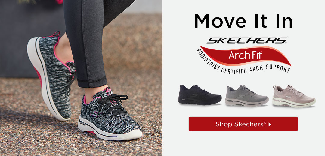 Move It In Skechers Arch Fit - Shop Now