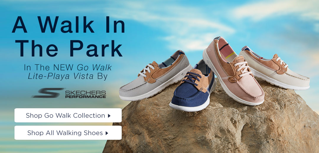 New Styles - Go Walk Collection - Shop Now