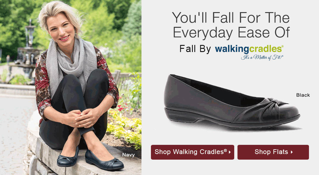 You'll Fall For the Everyday Ease Of Fall By Walking Cradles - Shop Now
