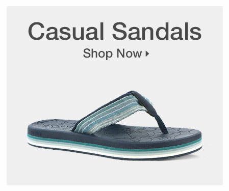 Shop Women's Casual Sandals