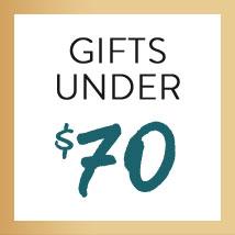 Gifts Under $70