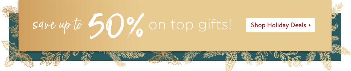 Shop Holiday Deals