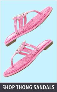 Shop Thong Sandals