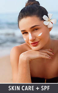 Shop Skin Care + SPF