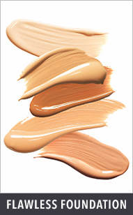 Shop Flawless Foundation