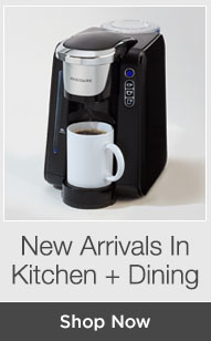 Shop New Kitchen + Dining