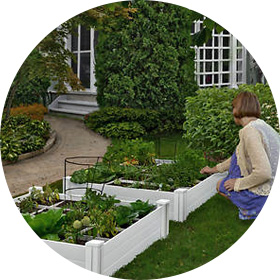Patio, Lawn + Garden