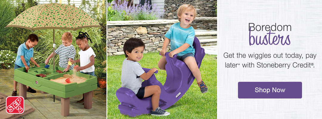 Get the wiggles out with toys guaranteed to be boredom busters!