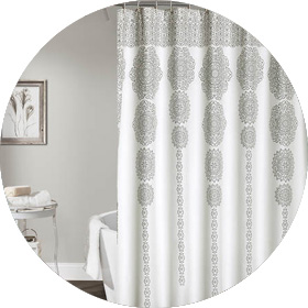 Shower Curtains + Sets