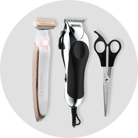 Hair Removal + Shave