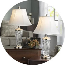 Lighting + Lamps