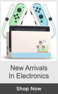 Shop New Tech Arrivals