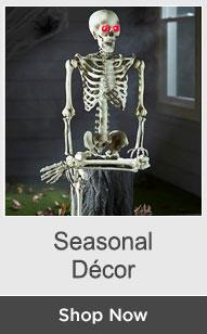 Shop Seasonal Decor