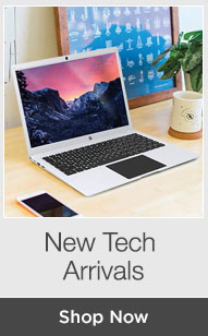 Shop New Tech Arrivals