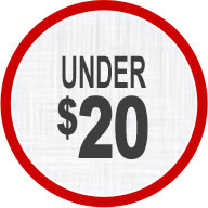 Clearance Under $20