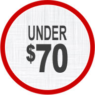 Clearance Under $70