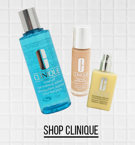 Shop Clinique