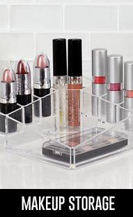 Shop Makeup Storage