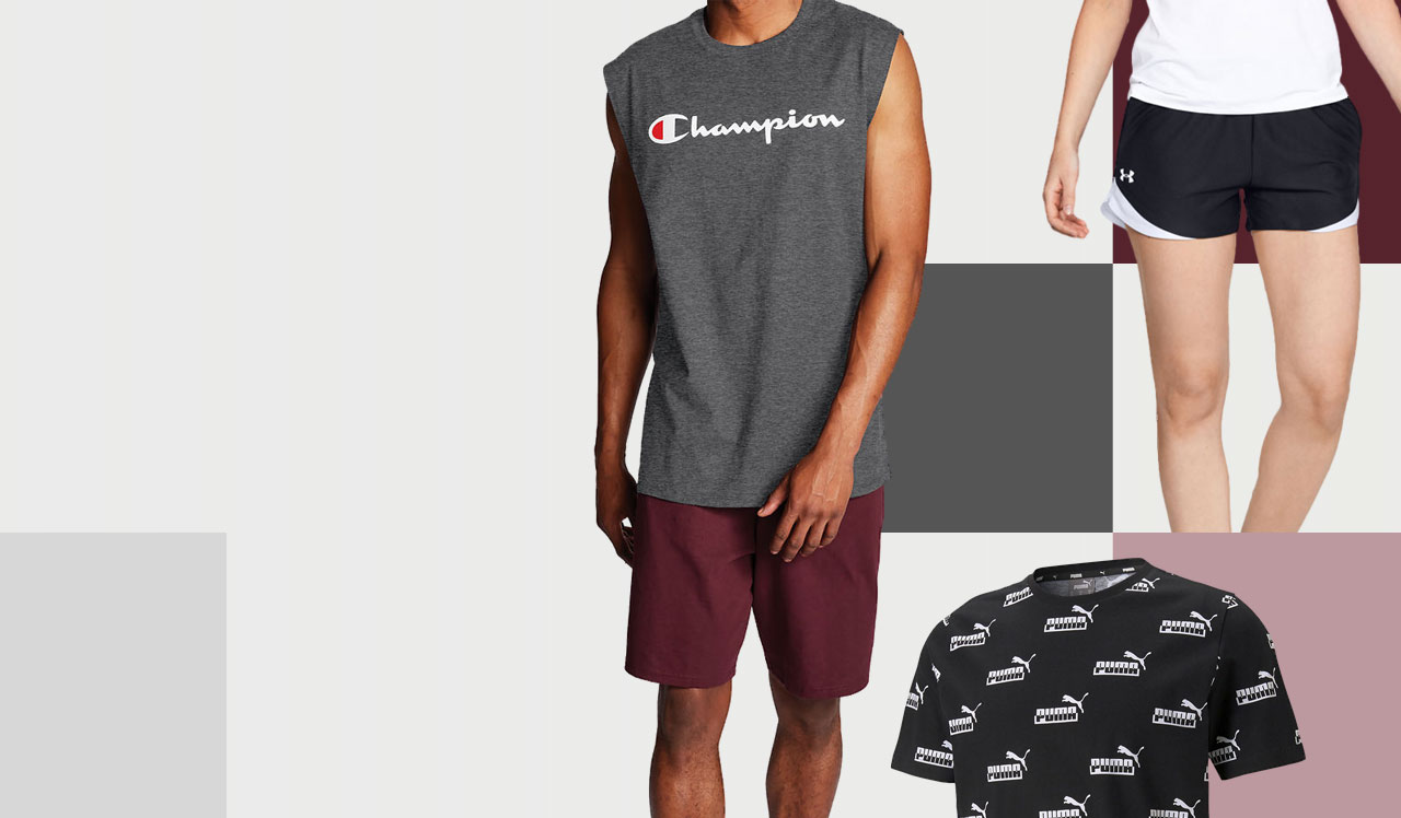 Shop Athletic Clothing