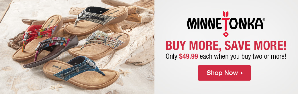 Buy More, Save More! Only $49.99 each when you buy two or more! Shop Now