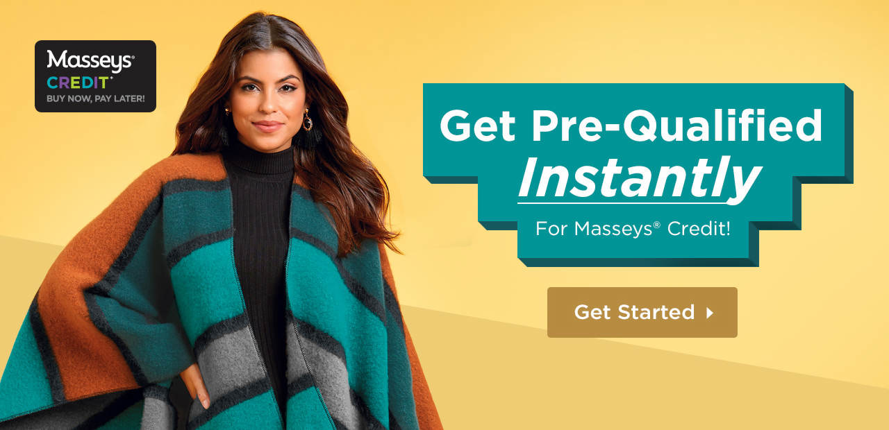 Get Pre-Qualified Instantly For Masseys Credit Now!