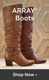 Shop ARRAY Boots