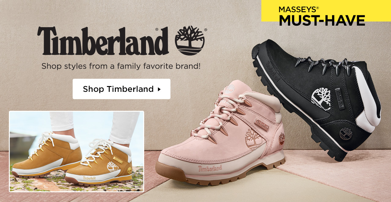 Shop styles from a family favorite brand - Timberland