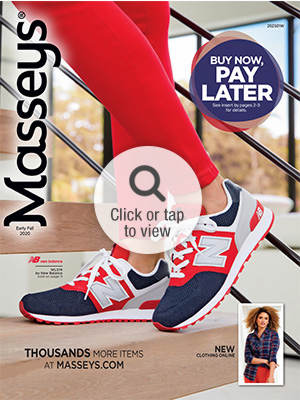 Browse the Early Fall Footwear Online Catalog