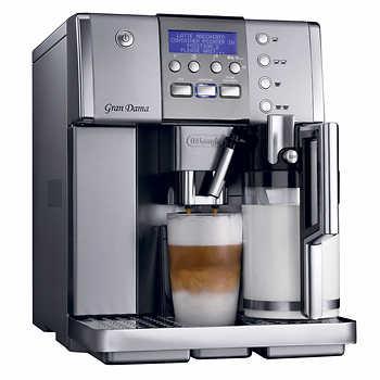costco espresso machine delonghi