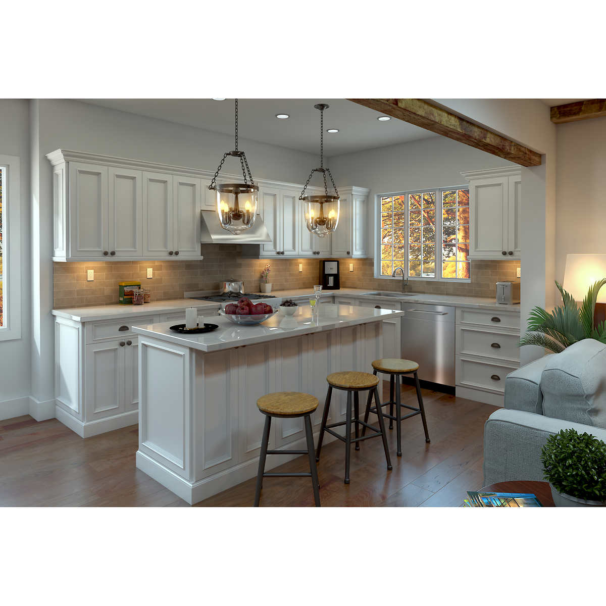Kitchen Cabinets By Foremost