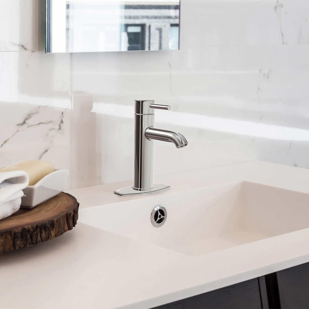 Ancona Argenta Bathroom Faucet Costco