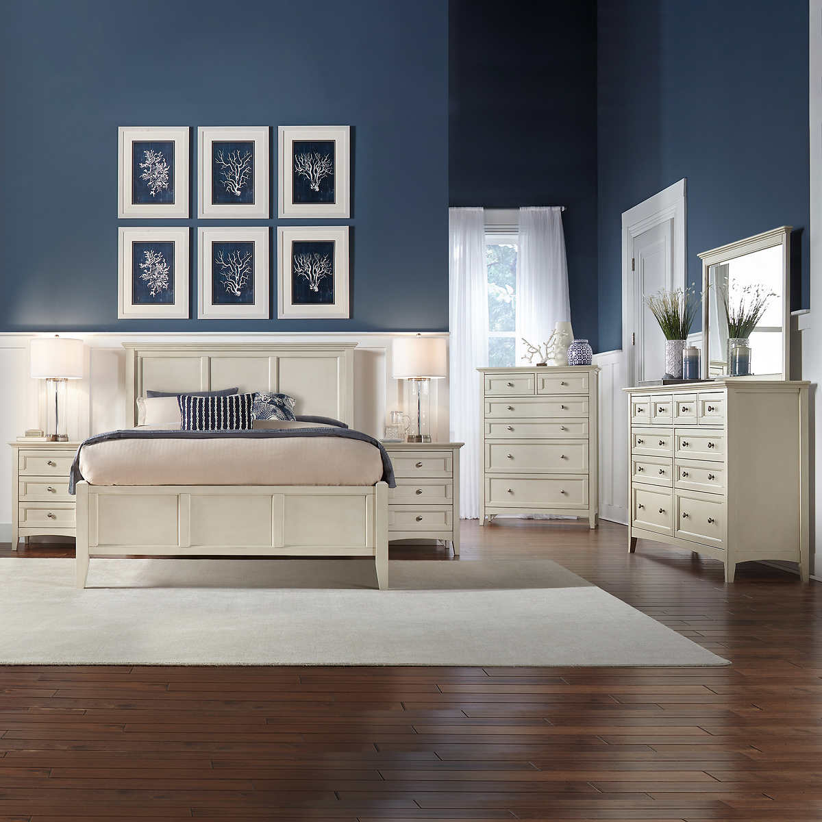 Astoria 9-piece King Bedroom Set