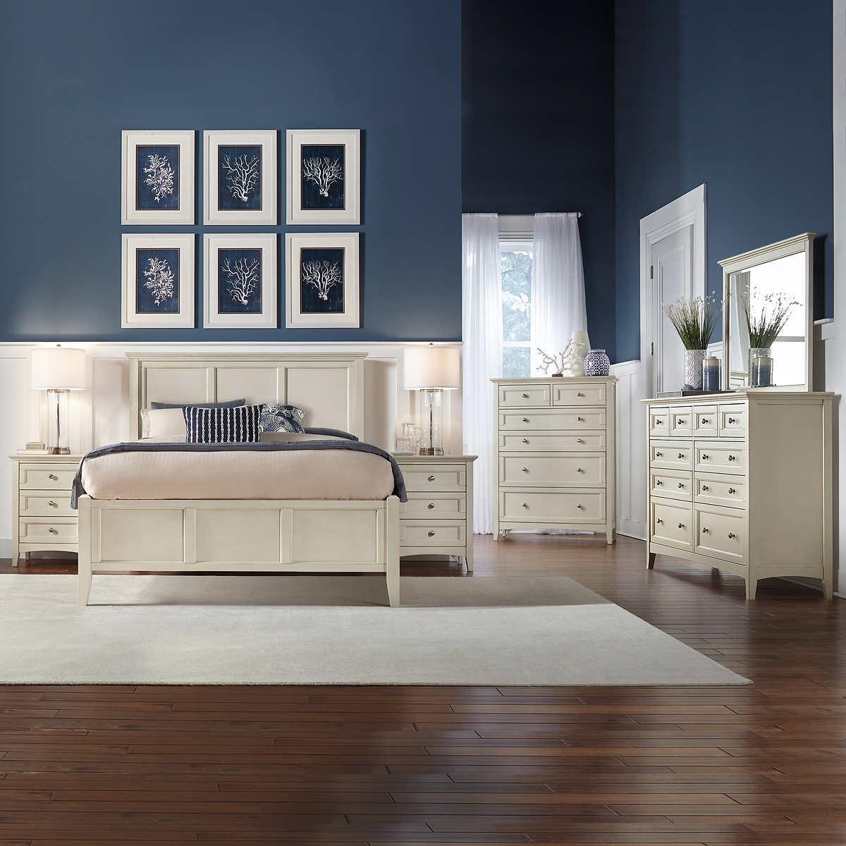 Astoria 9-piece King Bedroom Set