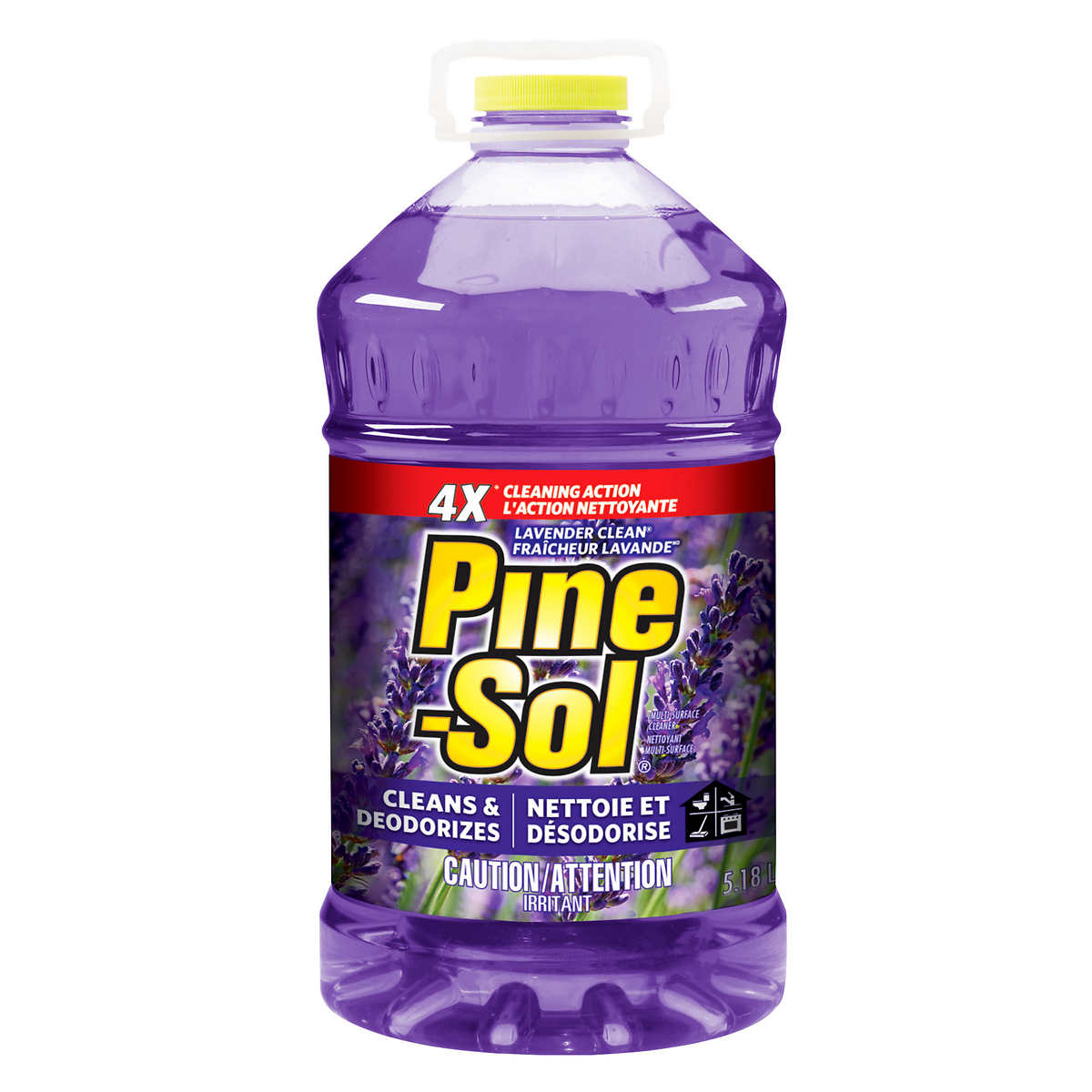 Pine Sol Multi Surface Cleaner 5 18 L