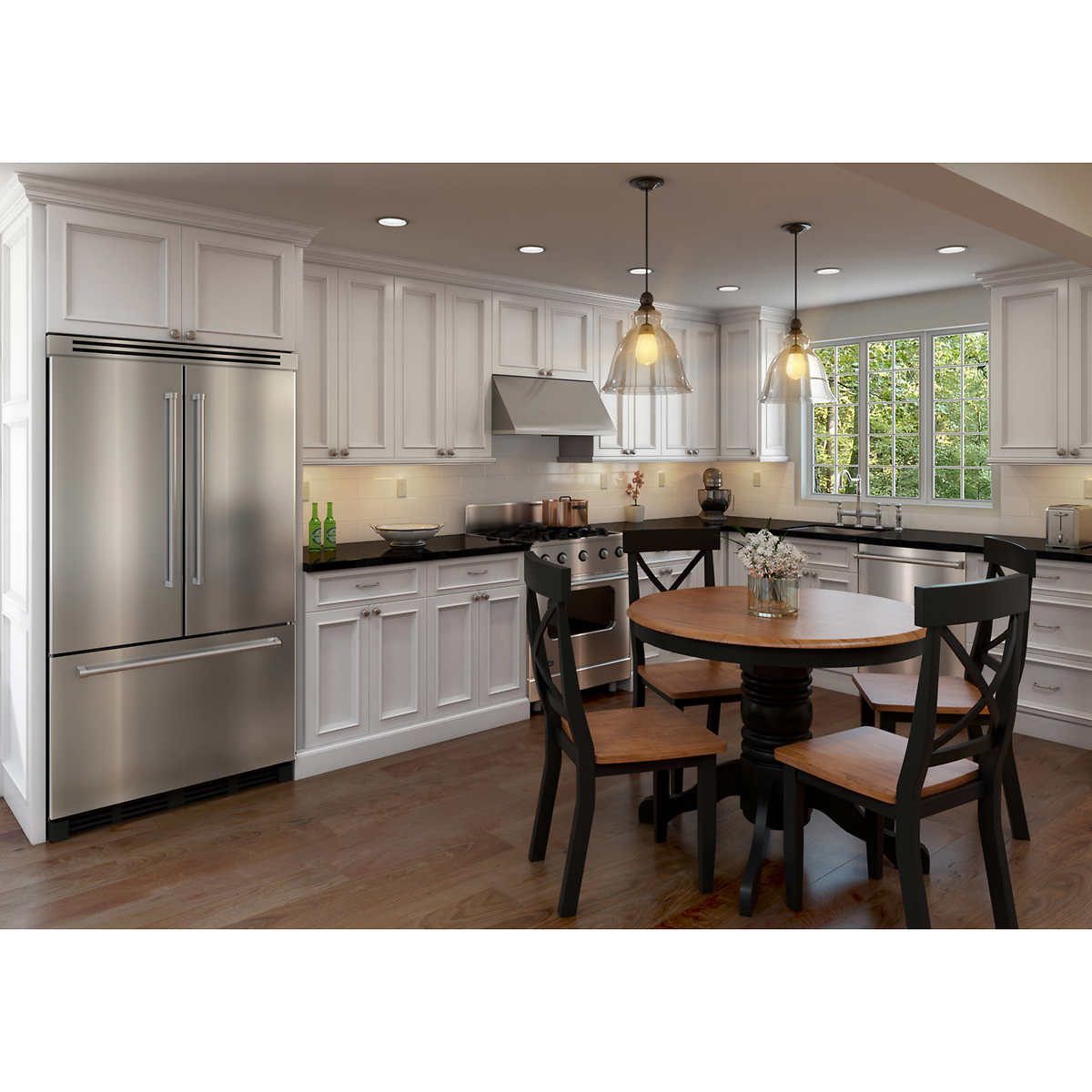Foremost Custom Designed Kitchen Cabinets