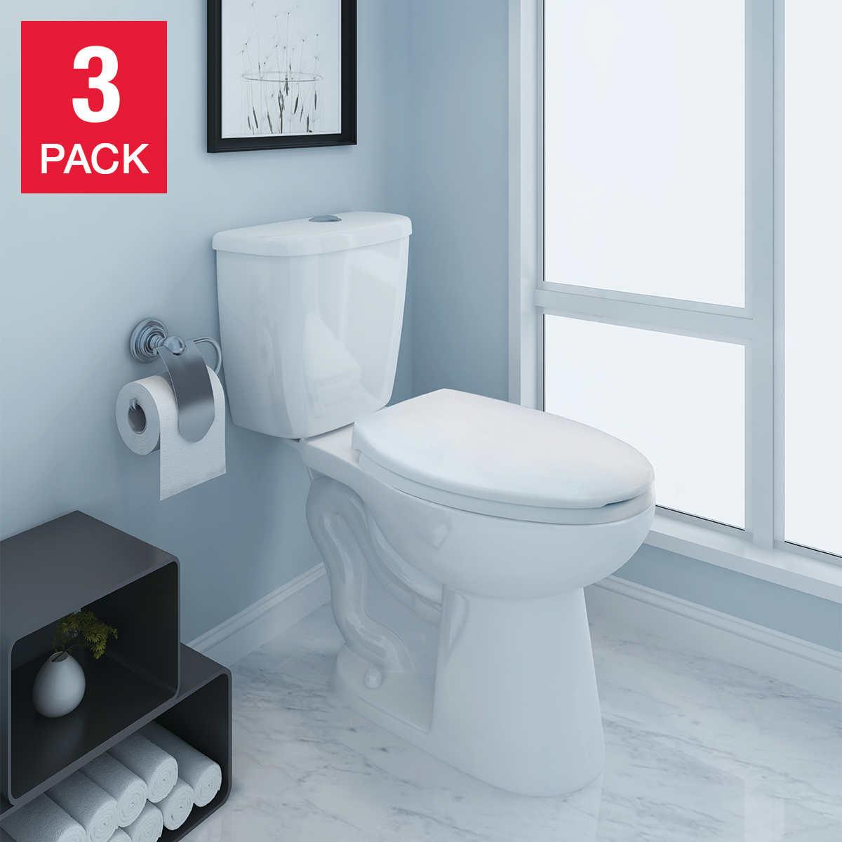 WaterRidge Two-piece Toilet, 12-pack