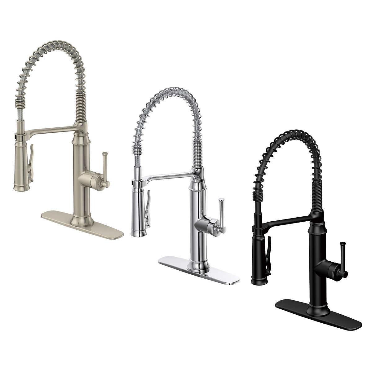 waterridge corbin pulldown faucet