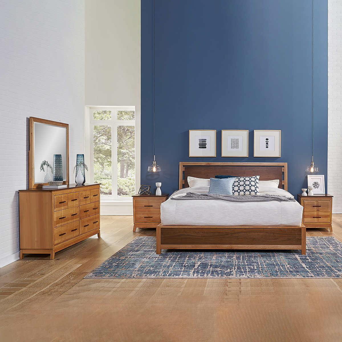 Madison Park 9-piece Queen Bedroom Set
