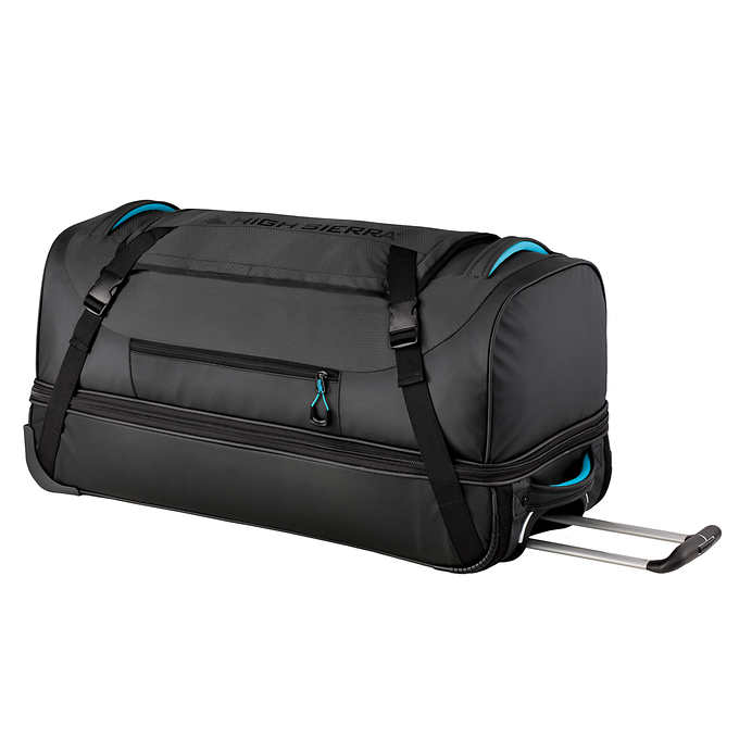 High Sierra 81 3 Cm 32 In Drop Bottom Wheeled Duffel Bag