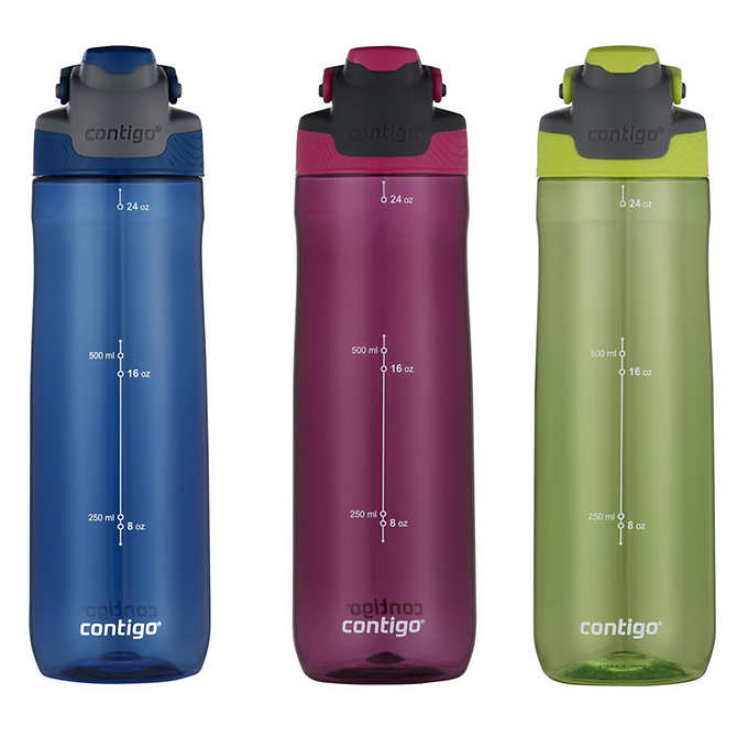 Water Tracker Installing Muscles Please Wait Water Bottle 24 Oz