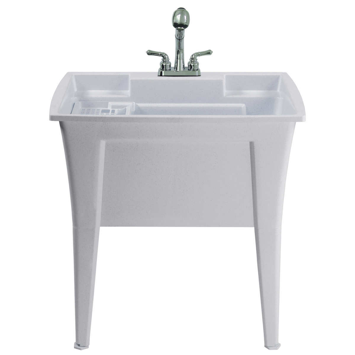 Appollo Genko 32 In Laundry Sink With Faucet