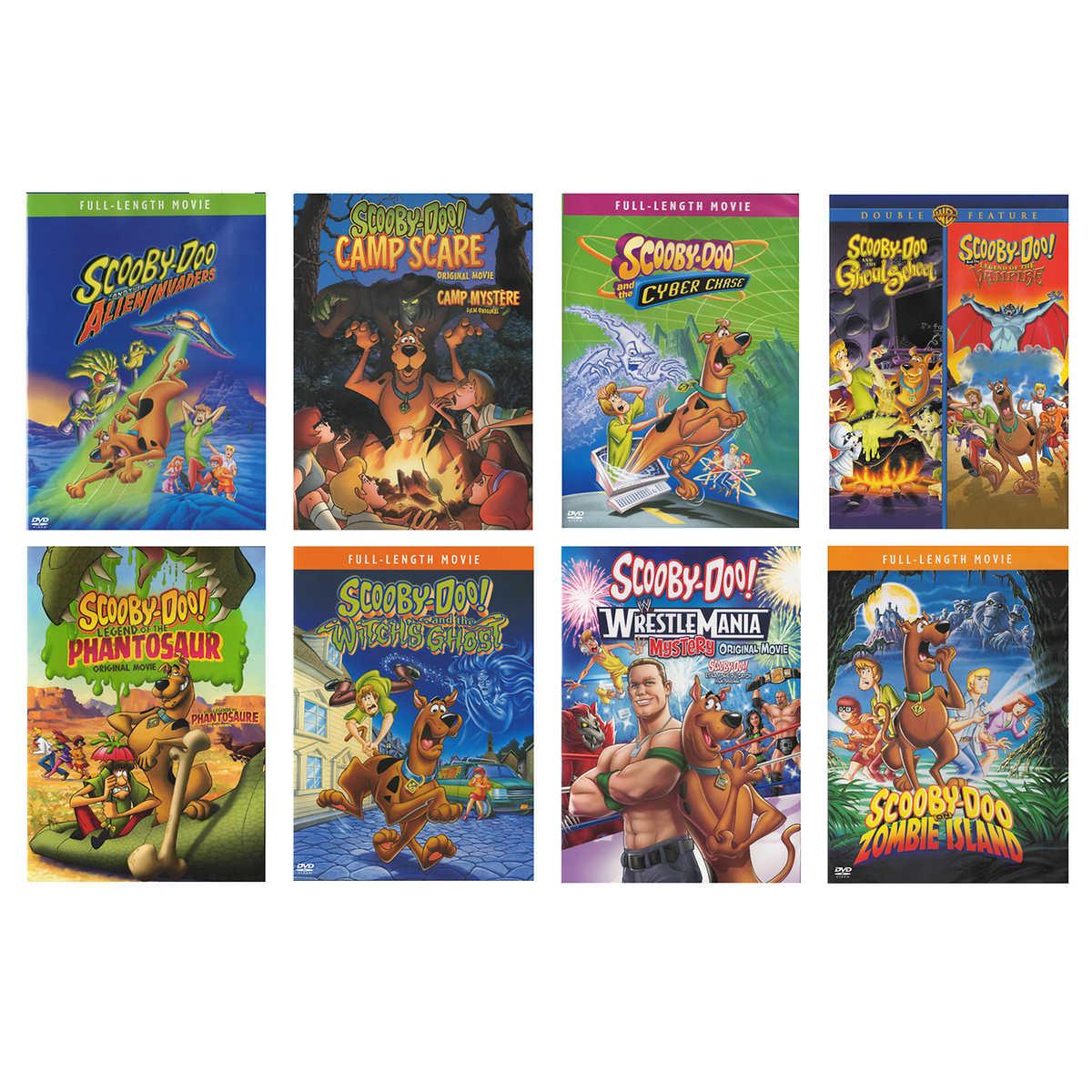 Scooby Doo Bundle Dvd
