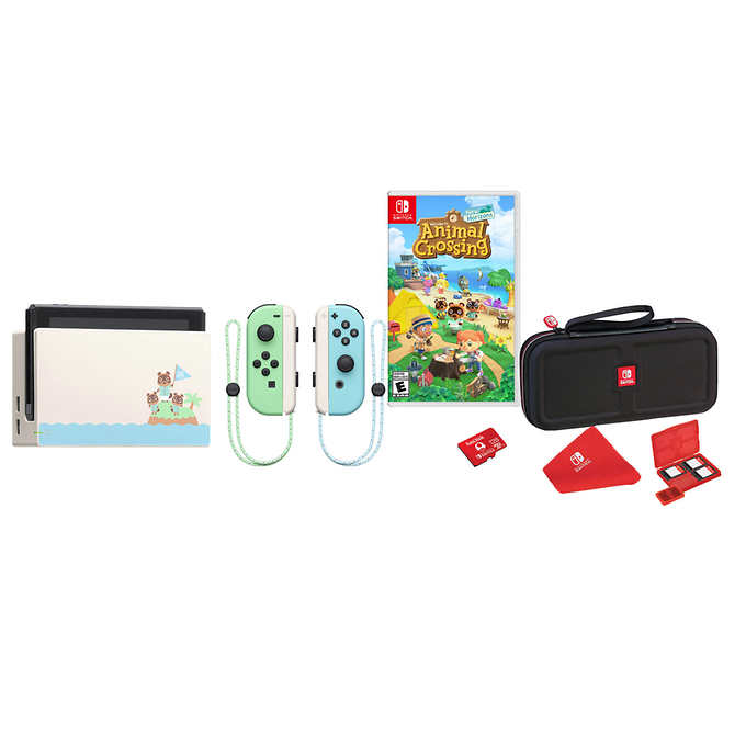 Costco Animal Crossing Nintendo Switch Console Bundle 539 99 Redflagdeals Com Forums To be alerted when one of these items is in stock or available for bundle: costco animal crossing nintendo switch